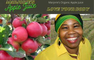 Marjorie's Apple Juice