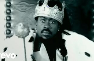 Beenie Man – King of the Dancehall.