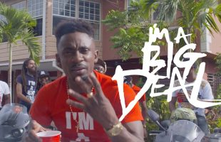 Christopher Martin – I'm A Big Deal | Official Music Video