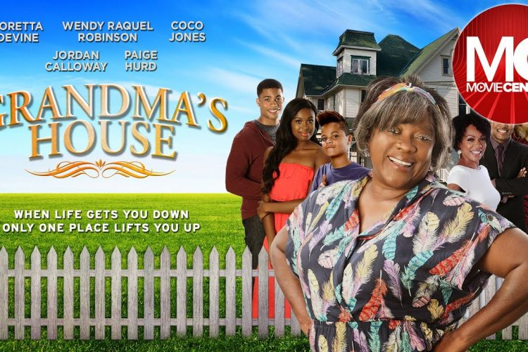 Grandma's House | Full Free Drama Movie