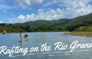 RAFTING ON THE RIO GRANDE 2020 (The Captain's Reality)