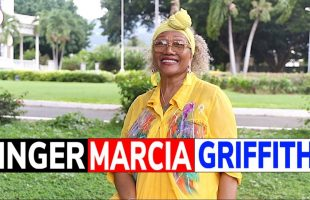 Singer MARCIA GRIFFITHS shares her STORY 🇯🇲