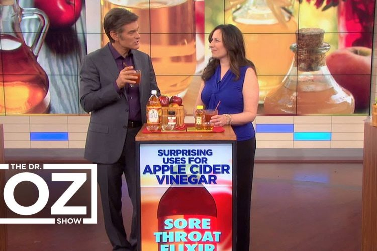 3 Healthy Ways to Use Apple Cider Vinegar