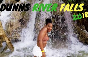 CLIMBING DUNNS RIVER FALL