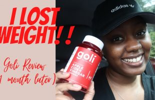 I LOST WEIGHT TAKING GOLI GUMMIES! (1 Month Later)