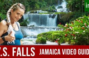 Y.S. Falls. Jamaica Video Guide.