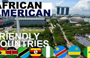 African Countries where Black Americans Can Easily relocate to