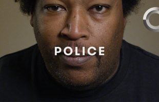 """Black Men Respond to the Word """"Police"""" 