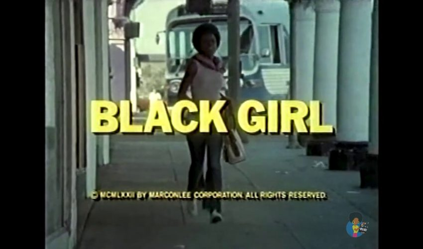 Black Girl (1972) Leslie Uggams Brock Peters