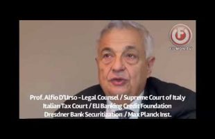 enior Italian Judge Alfio D'Urso confirms U.S. elections were RIGGED by defence contractor Leonardo