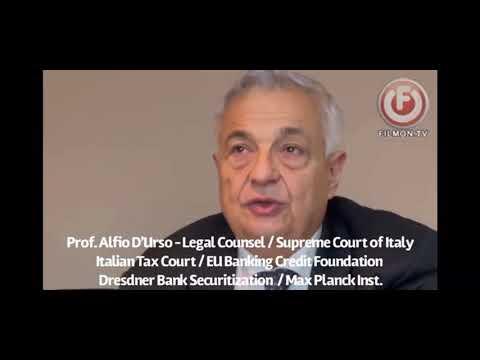 enior Italian Judge Alfio D'Urso confirms U.S. elections were RIGGED by defence contractor Leonardo