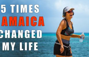 JAMAICA VLOG. Top 5 times Jamaica changed my life.