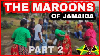 HOW MAROONS ARE TREATED IN JAMAICA IN 2020| ACCOMPONG