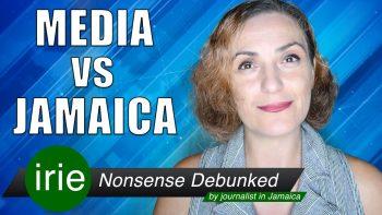 How MEDIA destroys JAMAICA. Why BAD NEWS sells better than GOOD NEWS.