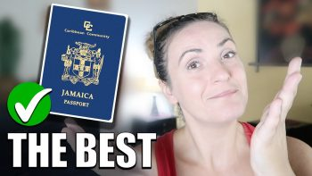 The real power of the JAMAICAN PASSPORT