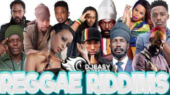 2019-2021 Best Of Reggae Riddims Mix Chris Martin,Jah Cure,Busy,Turbulence,Sizzla,Romain Virgo,Alain