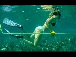 Bahamas Spearfishing and Capsized Boat   1. Road Warrior Life