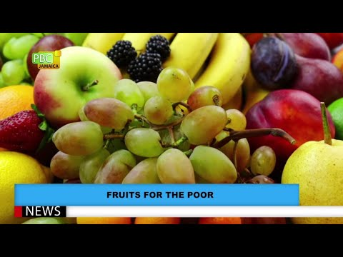 Fruits For The Poor