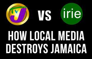 The video TVJ tried to take down. How MEDIA destroys JAMAICA.